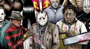 EVERYONE!!! If you were a killer in a slasher movie, what would your gimmick be?