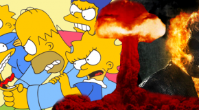 """Simpsons"" & ""Ghost Rider Spirit of Vengeance"" Podcast Combo Extravaganza"