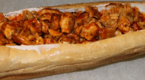 When you order a buffalo sandwich/chicken cheese steak/pizz/etc, should it automatically come with blue cheese?