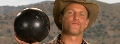 If Woody Harrelson would just Woody Harrelson do you think that Woody Harrelson would Woody Harrelson?