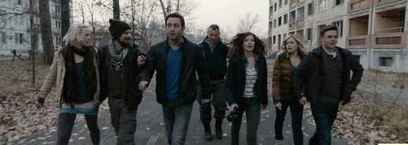 """Chernobyl Diaries"" Revie"