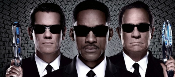 """Men In Black 3″ Podcast"