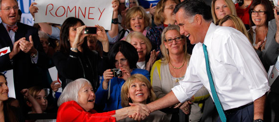 Ladies: Why would you vote for Romney/Ryan?