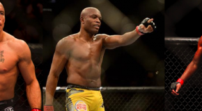 Jon Jones vs Anderson Silva or Anderson Silva vs George St. Pierre?