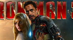 """Iron Man 3″ Podcast"