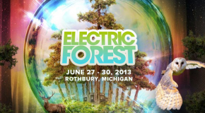 Electric Forest Preview Podcast!!!