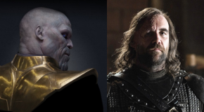 Who should be cast as Thanos of Titan?