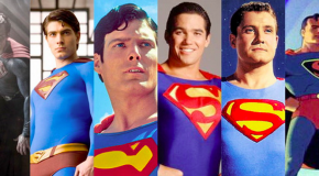 Christopher Reeve, Brandon Routh, or Henry Cavill?