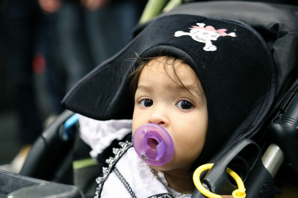 nycc pirate baby
