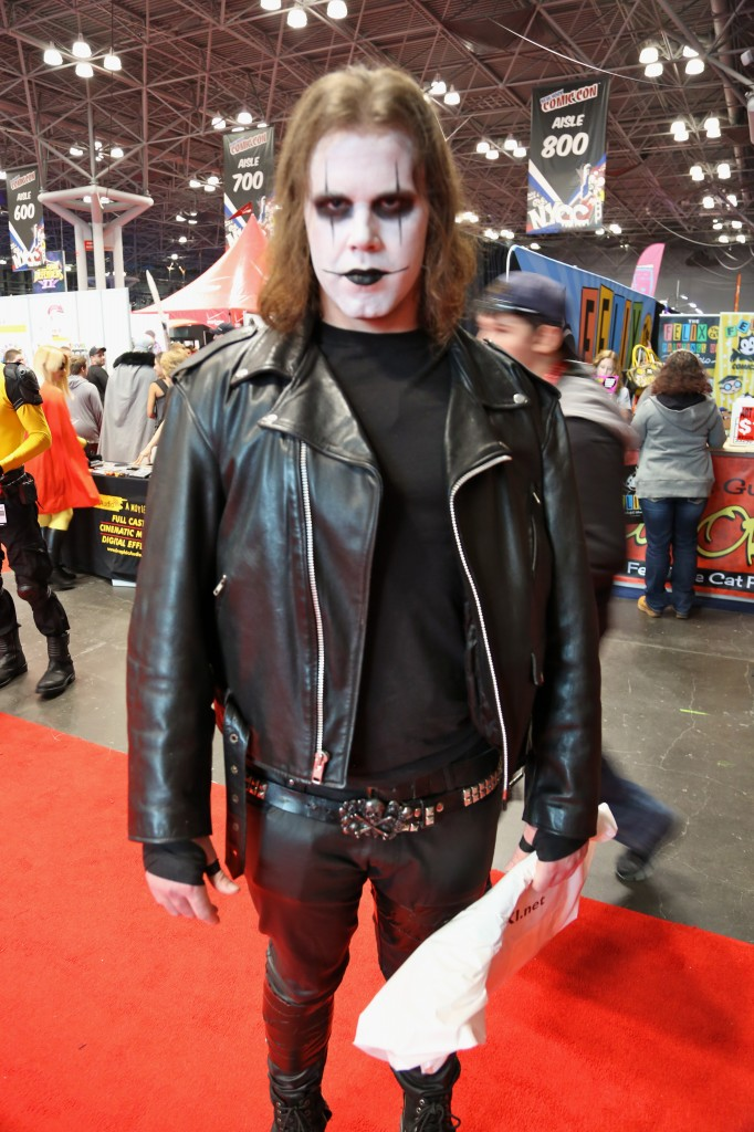 nycc the crow