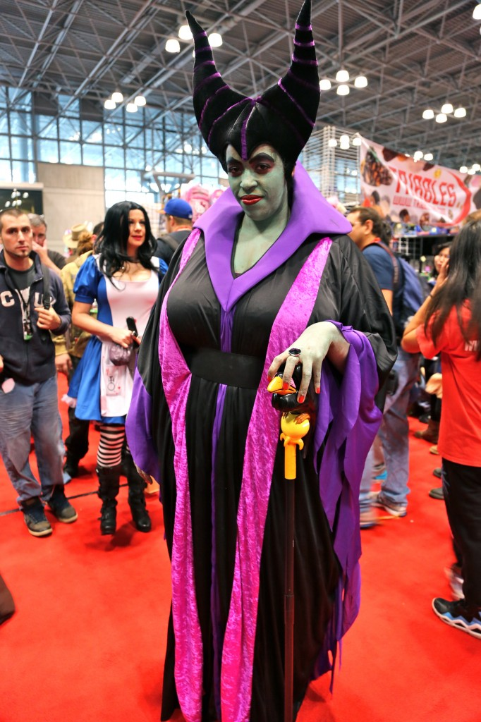 nycc maleficent